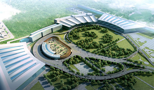 Stage 2 Project of Nanjing Lukou International Airport