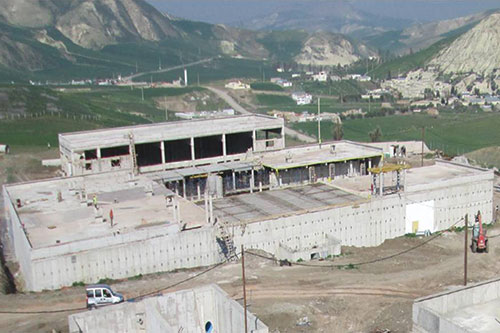 Morocco: Turnkey Project-Drinking Water Treatment Plant in Fès and Meknès
