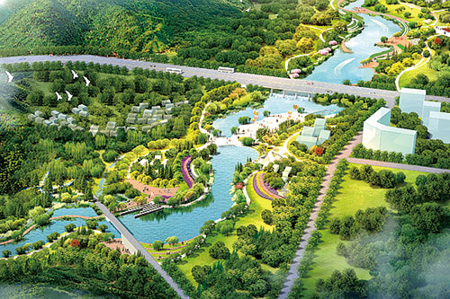 PPP Project of Comprehensive Environment Improvement Engineering of Xiaowan River of Guanshanhu District, Guiyang City (PPP investment)